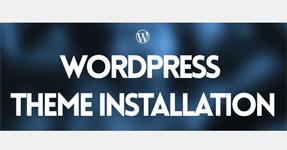 Namestitev WordPress teme