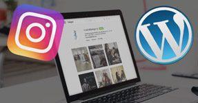 WordPress - Instagram vtičniki