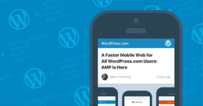 Kako nastaviti AMP na WordPress strani?